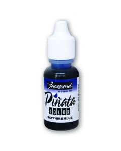 Jacquard Pinata alcohol inkt 15ml - saphire blue