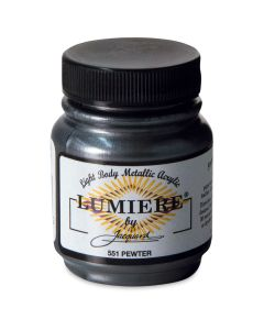 Jacquard lumiere 70ml - 551 pewter