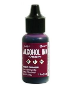 Ranger alcohol inkt 14ml - Cranberry