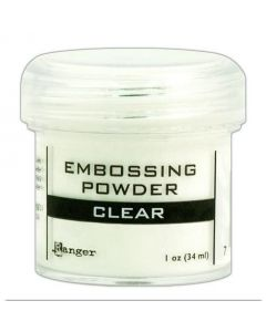 Ranger embossing powder 17gr - clear