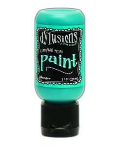 Ranger dylusions paint flip cap bottle 29ml - calypso teal