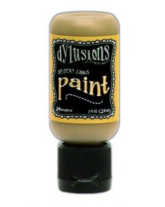 Ranger dylusions paint flip cap bottle 29ml - desert sand