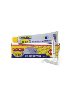 Collall Siliconen 3D-kit