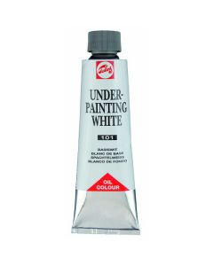 Talens underpainting white 150ml