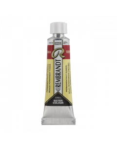 Rembrandt aquarelverf 10ml S2 371 permanent rood donker