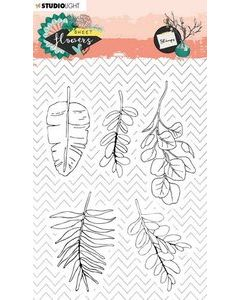 Studiolight Clear Stamps A6 - sweet flowers nr. 439