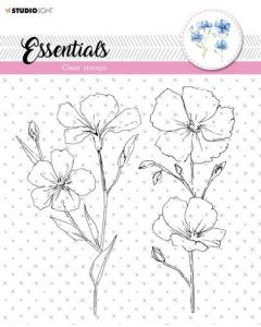 Studiolight Clear Stamps A5 StampsL462 17x17cm