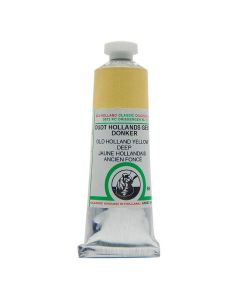 Old Holland classic olieverf 40ml B8 oudt hollands geel donker