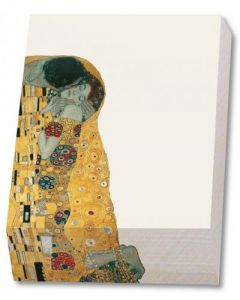 Noteblock, Gustav Klimt, the kiss