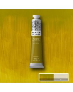 Winton olieverf 200ml - 280 azo yellow green