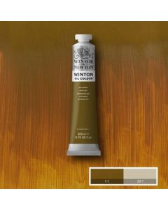Winton olieverf 200ml - 389 azo brown