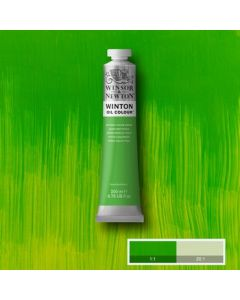 Winton olieverf 200ml - 403 phthalo yellow green