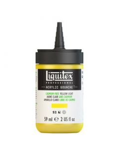 Liquitex acrylic gouache 59ml S2 889 Cadmium-free yellow light