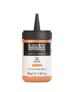 Liquitex acrylic gouache 59ml S1 259 Peach