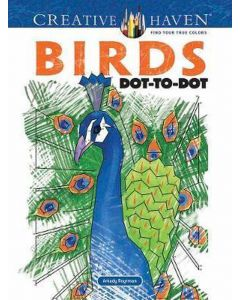 Dot to Dot, birds, Creative Haven