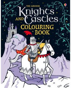 Knights and Castles couloring book