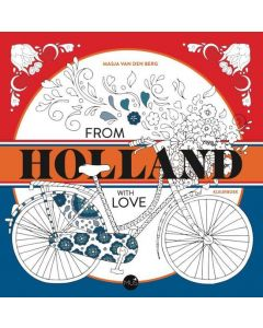 From Holland with love, Masja van den Berg