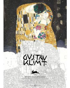 Gustav Klimt, Artists Colouring book 180 gr
