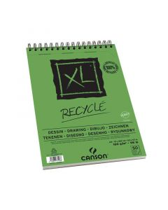 Canson XL Recycled A5 160gr 25 vel