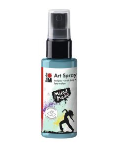 Marabu mixed media art spray 091 caribbean