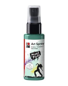 Marabu mixed media art spray 153 mint