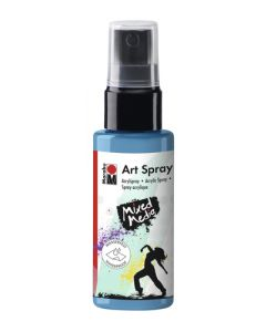 Marabu mixed media art spray 141 sky blue