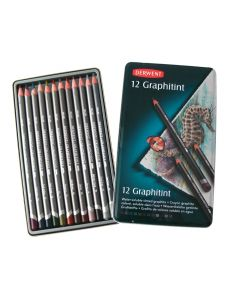Derwent Graphitint set 12