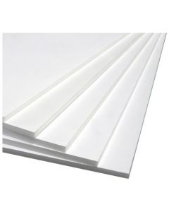 MF Foamboard wit/wit 5mm 100 x 140
