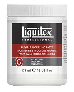 Liquitex flexible modeling paste 473ml