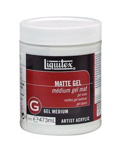 Liquitex matt gel 473ml