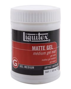 Liquitex matt gel 237ml
