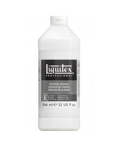 Liquitex pouring medium 946ml