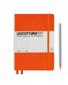 Leuchtturm1917 medium plain orange