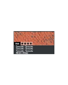 Caran d'ache pastelpotlood terracotta 044