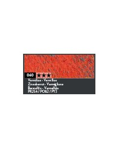 Caran d'ache pastelpotlood vermillion 060