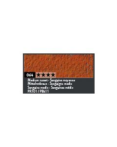 Caran d'ache pastelpotlood medium russet 064