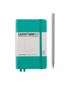 Leuchtturm1917 pocket emerald