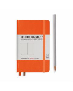 Leuchtturm1917 pocket orange
