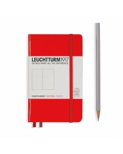 Leuchtturm1917 pocket red
